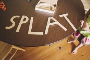 Wooden Letter Pieces